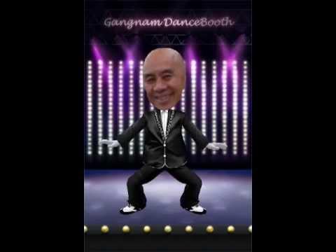 Gangnam Style Diver