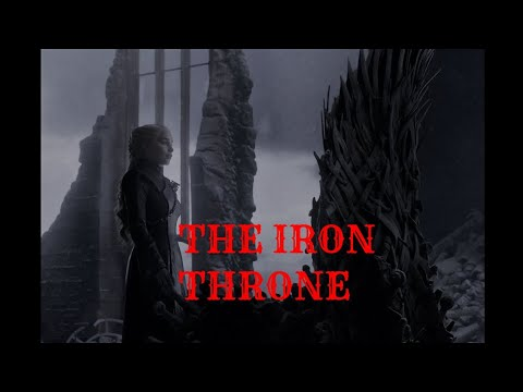 The Iron Throne-Tribute