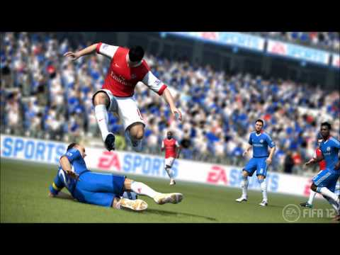 FIFA 12 OST - The Naked And Famous - Punching In A Dream