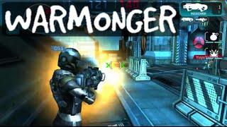 Shadowgun Deadzone PC: GAMEPLAY (LOADS of kills! :D)(Warmonger MAYHEM!)