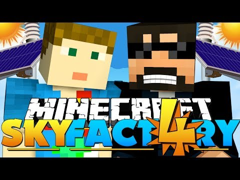 Minecraft: SkyFactory 4 -SOLAR POWER IS NEAT!! [18]