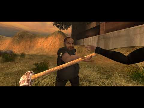 Let's Play Postal 2 Part 5: Killing Them Mad Cows (Stream Archive)