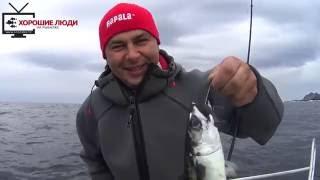 Рыбалка в Норвегии. Спиннинг в стиле