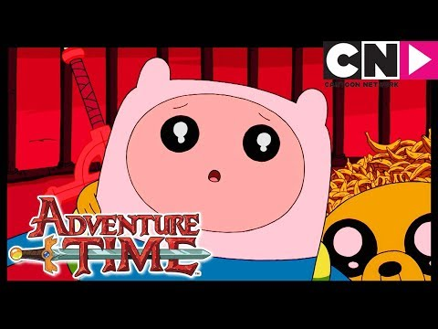 Adventure Time | Return To The Nightosphere | Cartoon Network