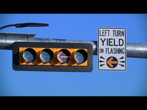 Flashing Yellow Arrow Signals   January 2013