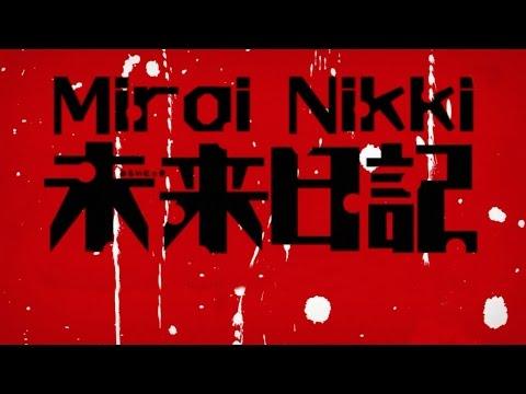 Mirai Nikki All Openings Full Version (1-3)