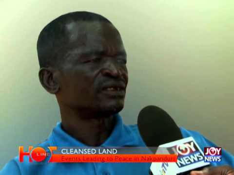 Cleansed land documentary - Joy News Interactive (22-3-16)