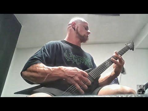 Kevin Frasard Ola Englund Solar V Metal Guitar Riffs