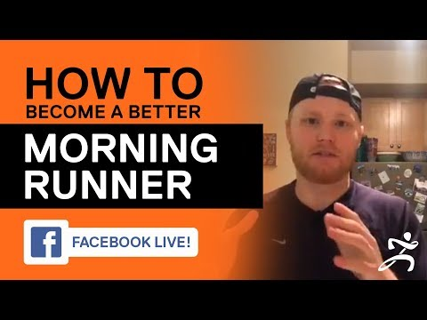 How To Become A Better Morning Runner