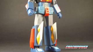 Underrated Toys Ep.1- Yamato Space Warrior Baldios GNU-DOU figure