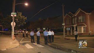 Man Shot In Head Overnight In West Poplar, Police Say