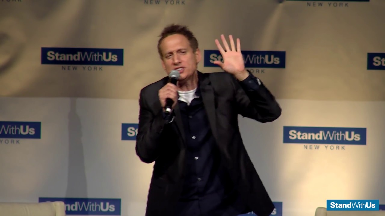Elon Gold: Why The Jews Are Better Off Without Xmas Trees - YouTube