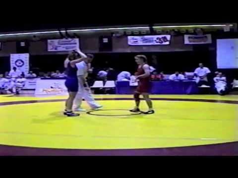 2000 Senior National Championships: 51 kg Unknown vs. Teresa Piotrowski