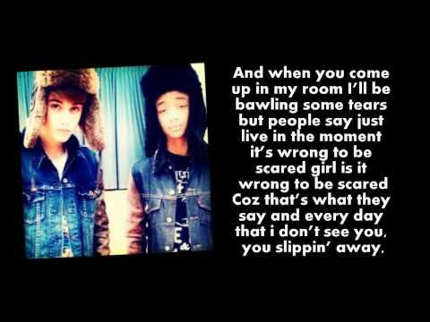 Justin Bieber ft. Jaden Smith  - Thinking 'bout you  [Lyrics]