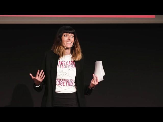 Diseñando ciudades feministas | Blanca Valdivia | TEDxBarcelonaWomen
