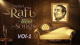 Best Of Mohammad Rafi Hit Songs   90's Evergreen Hindi Songs / Bollywood Hindi Old Songs / Jukebox