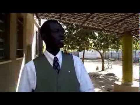 Sunday mass at St. Joseph RCC in Malakal, South Sudan