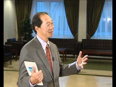 Interview with the President of Nazarbayev University