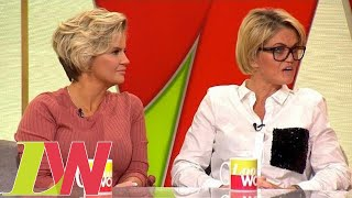 danniella westbrook gives an update on how kerry katona is helping her loose women