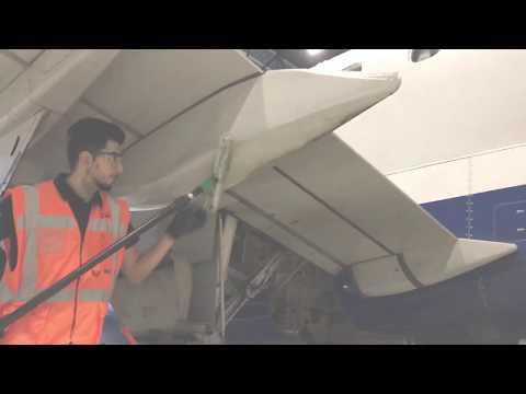 British Airways (Embraer 170) First Exterior Dry Wash