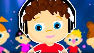 Dziecięce Przeboje - To jest dance, super dance (oficjalny teledysk)