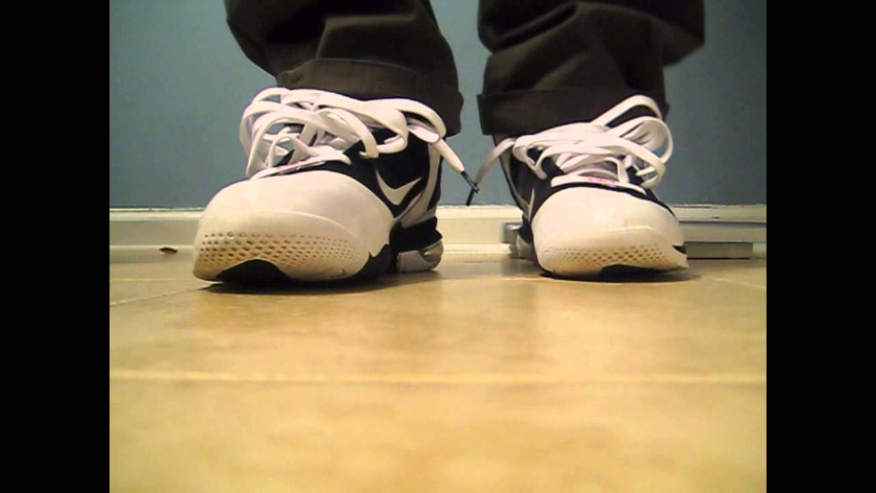 Nike Lebron 9 Freegums On Foot Review