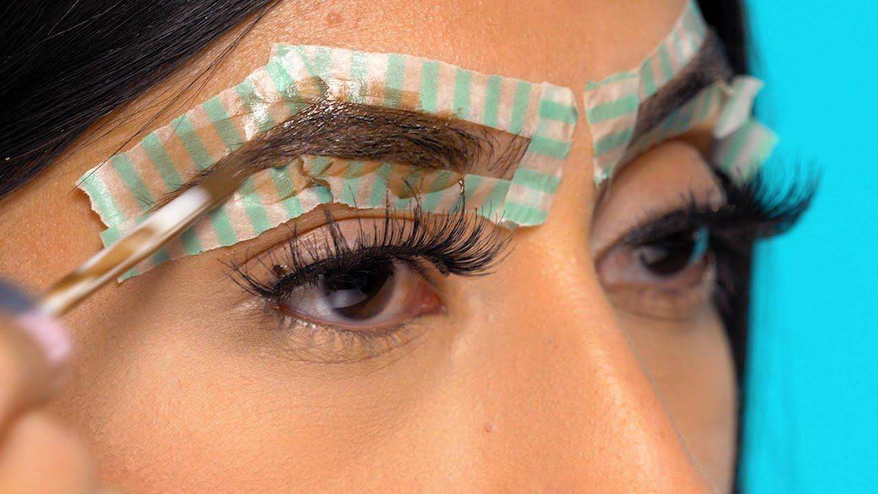 Makeup Hacks By Madina Shrienzad