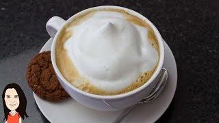 Vegan Whipped Cream - Great Dairy Free Coffee Creamer!