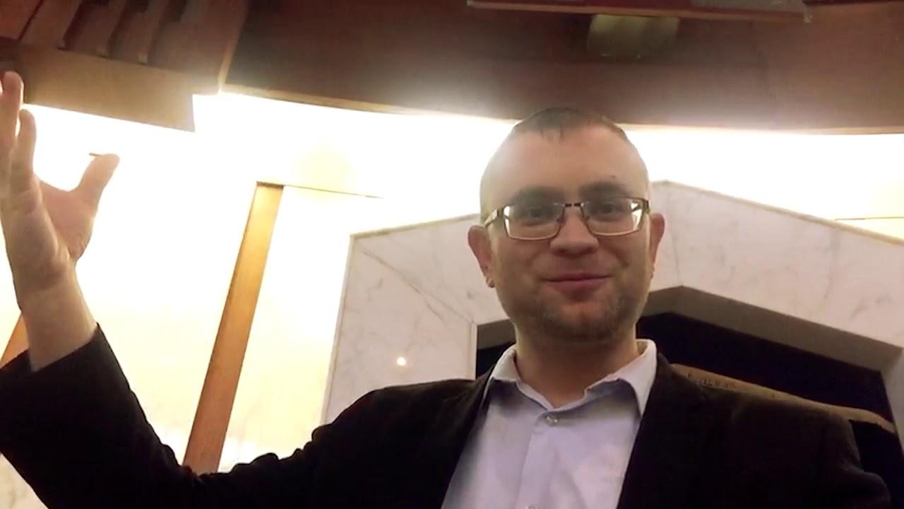 Shabbat Video Message from Rabbi Knopf - December 24, 2020