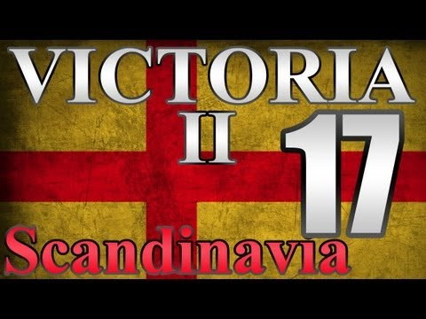 "Victoria 2 Lets Play Scandinavia ""War with Austria!?"" EP:17 [1880-1882]"