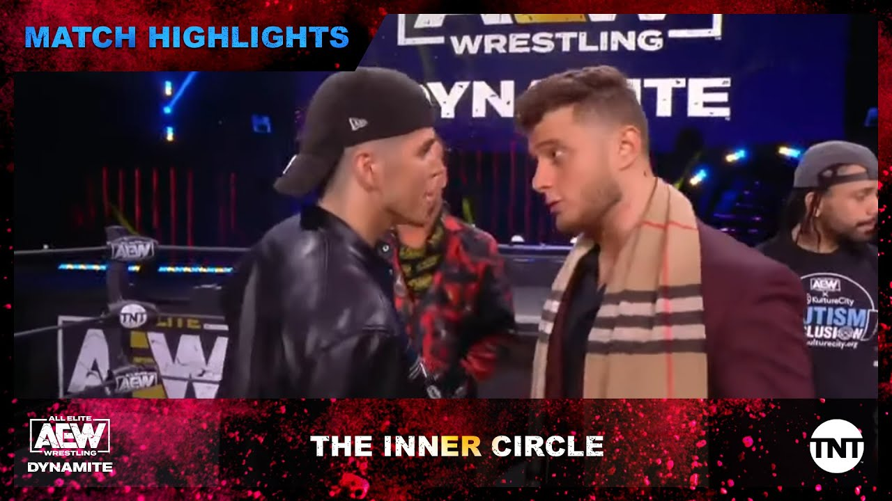 The Inner Circle Decide Their AEW Future