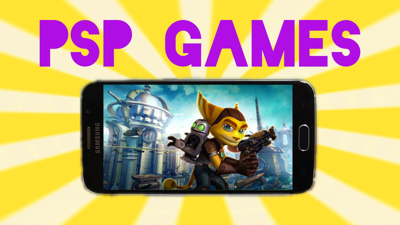 How to play playstation (psp) games on android mobile using ppsspp.