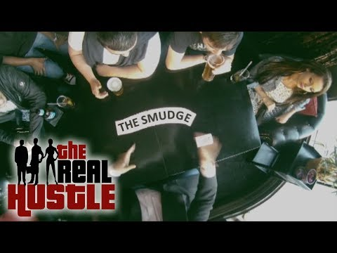 The Smudge - Three Card Monty Scam | The Real Hustle