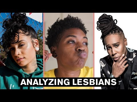 Analyzing Lesbians: Celebrity Edition 2