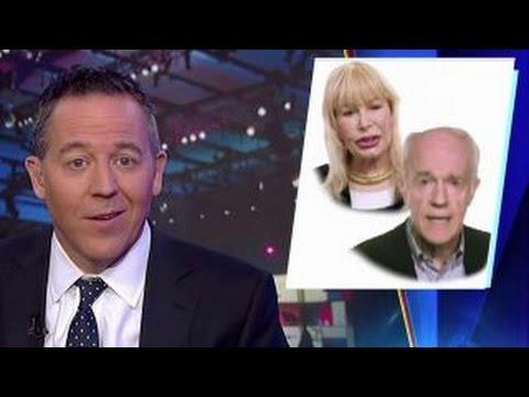 Gutfeld: Celebrity has-beens' Trump hysteria backfires