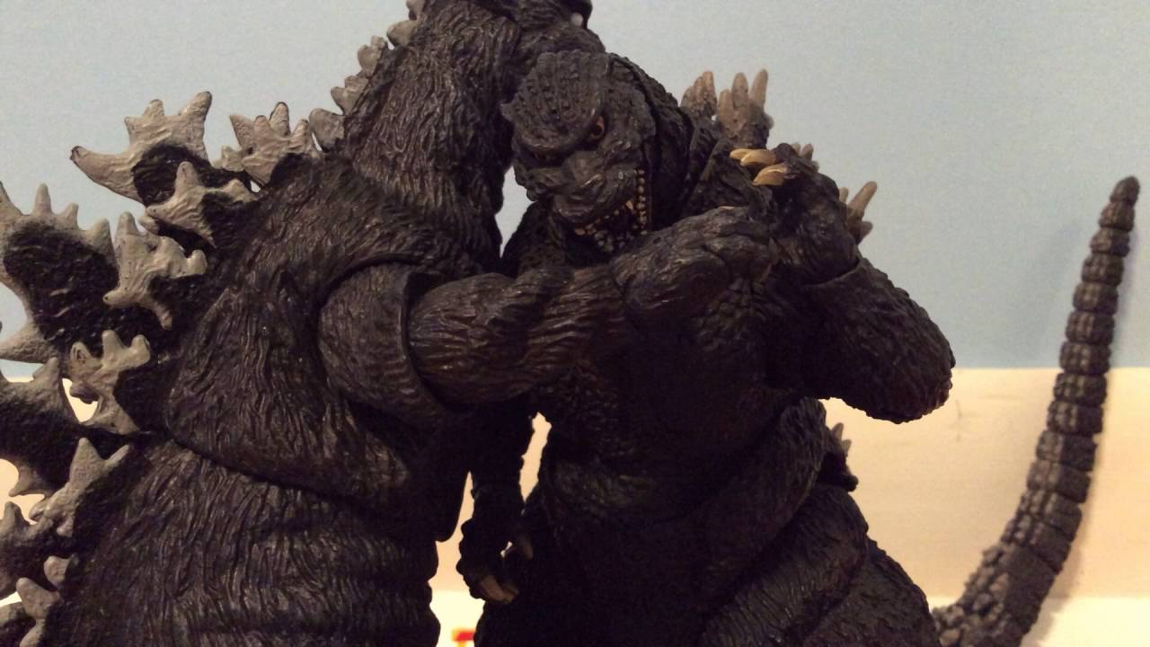 Godzilla 1954 Vs Godzilla 1994 - YouTube