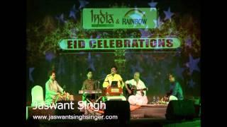 Waqt ka yeh parinda - Jaswant singh ghazal