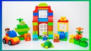 Lego Duplo 10580 - Videos para niños
