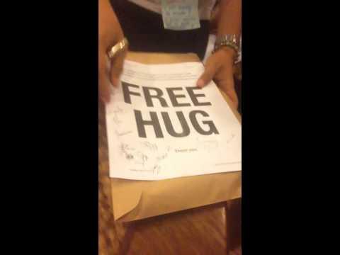 2015.5.9 met w FREE HUG group @ crown hotel, guadalupe-cebu