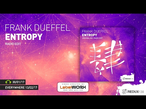 Frank Dueffel - Entropy [Out 30th January]