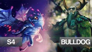 Dota 2 - S4 (puck) Bulldog (nature Prophet) Ranked Gameplay