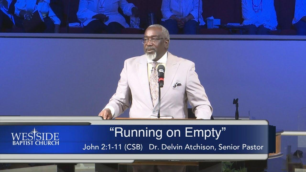June 23, 2019 Sermon-7:45 AM: Westside Baptist Church in Lewisville, Texas