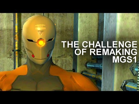 Examining Metal Gear Solid: The Twin Snakes, 14 Years On