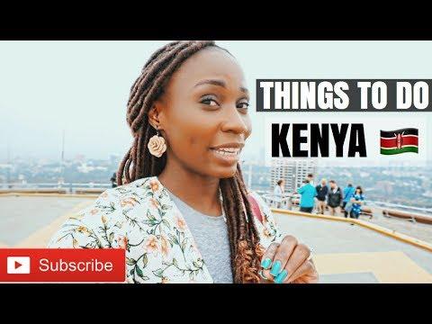 NAIROBI KENYA VLOG 1 🇰🇪 | Sassy Funke