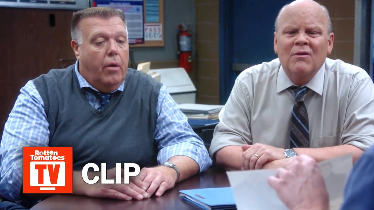 Download Brooklyn Nine-Nine S06E02 Clip | 'Hitchcock and Scully Are Dirty Cops? ' | Rotten Tomatoes TV