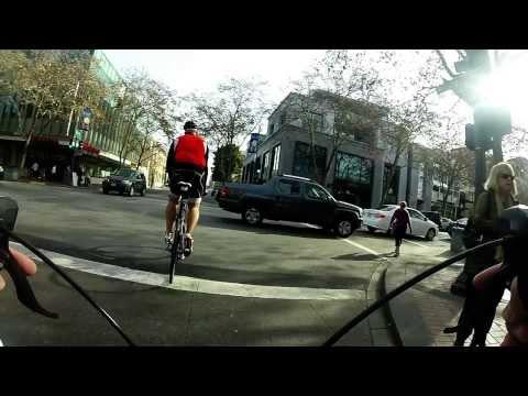 Bike Boulevard, Mountain View California