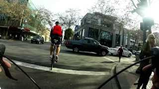 Bike Boulevard, Mountain View California