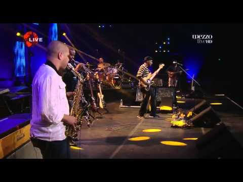 Marcus Miller   Live at Jazz in Marciac 2012