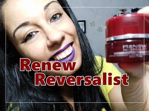 Renew Reversalist ADEUS RUGAS E OLHEIRAS