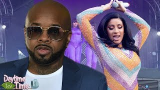 "Jermaine Dupri has NO REGRETS & says Cardi B music style should be called ""STRAP"" not RAP!"
